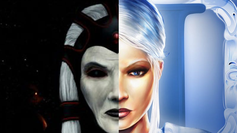 Illustration for article titled Kreia's Conundrums - Titles and Function