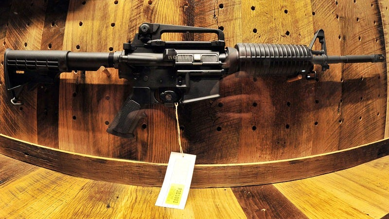 An AR-15