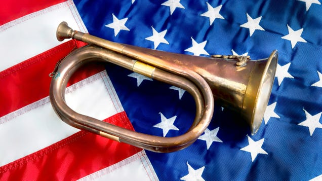 How to Participate in  Taps Across America  Monday
