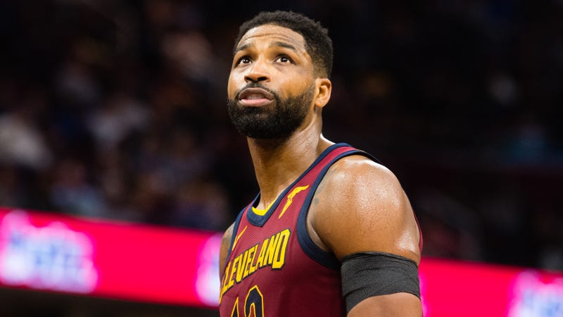 Illustration for article titled Tristan Thompson Was Booed at Work Last Night