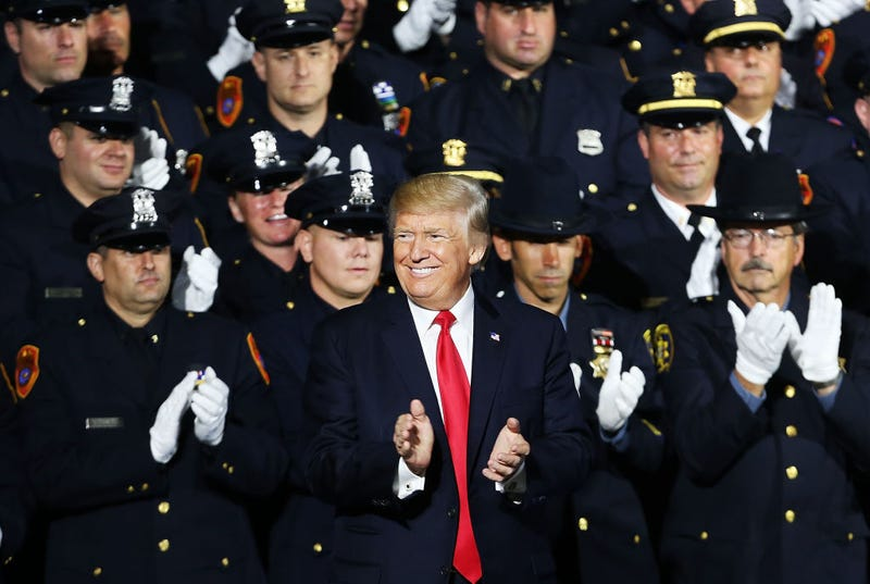 Protests Planned Ahead Of Trump's Visit To Long Island