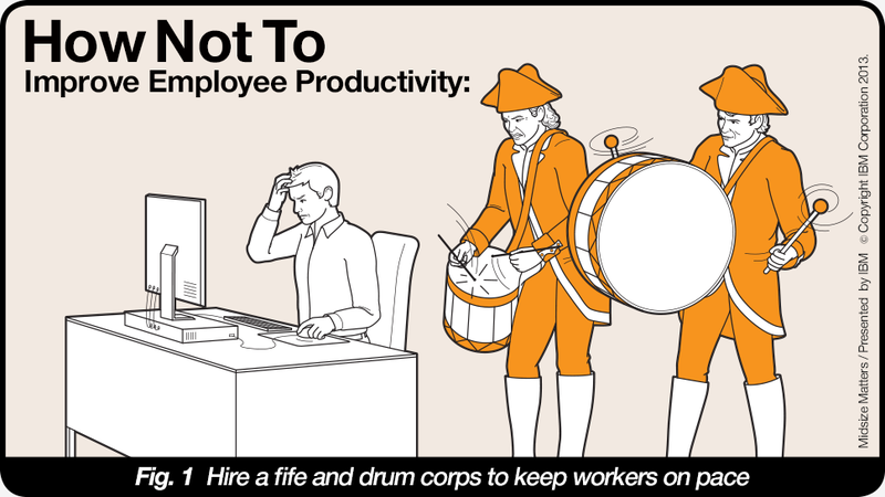 Illustration for article titled Yes, Productivity Matters, But There's No Need to Go Overboard