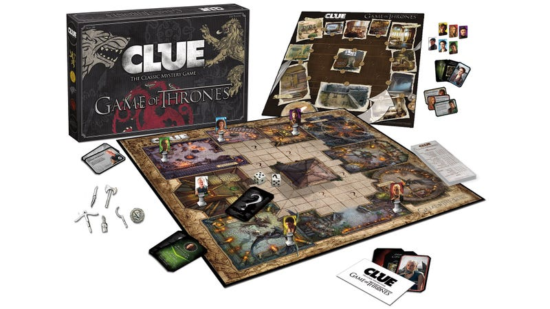 Everyone Is Probably The Killer In Game Of Thrones Clue