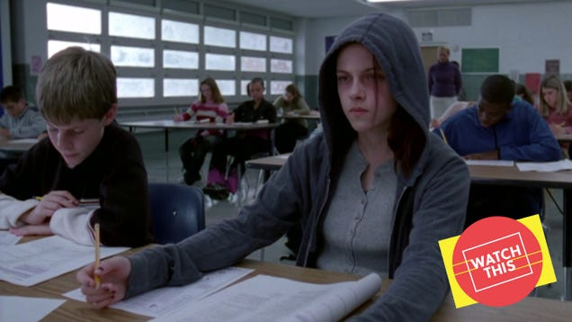 Years before Twilight, Kristen Stewart mastered the art of playing withdrawn teens
