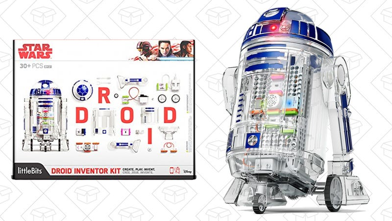 Star Wars Droid Inventor Kit | $81 | Amazon