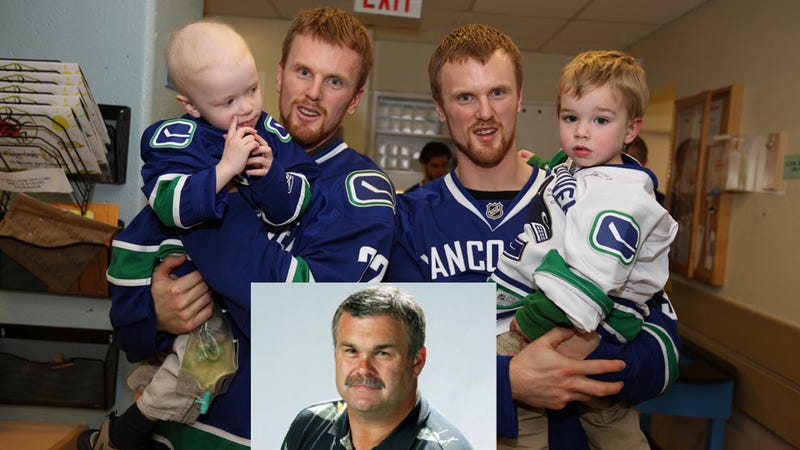 Illustration for article titled Vancouver Sun Columnist Has Transparent Crush On Sedin Twins