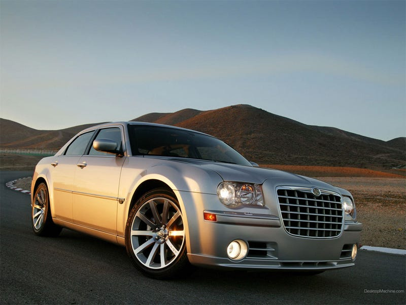 Illustration for article titled The 2006 SRT8 300 is cheap!
