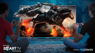 Illustration for article titled Samsung Cloud Gaming to Stream Console-Quality Games Straight to Smart TVs