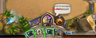 Illustration for article titled Confessions Of A Mediocre Hearthstone Player