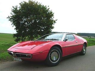 Illustration for article titled Maserati Bora