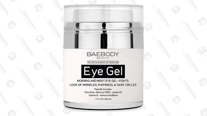Baebody Eye Gel | $21 | Amazon | Clip the $3 Coupon
