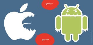 Illustration for article titled Giz Explains: Ups And Downs Of Developing for Android and iPhone