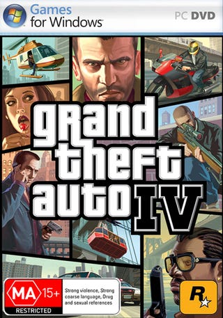 Illustration for article titled GTA IV On PC TO Use SecuROM