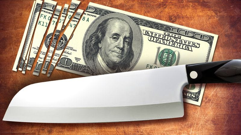 The invasive, manipulative art of selling knives door-to-door