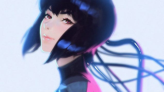Netflix Is Getting Into the Ghost in the Shell Business