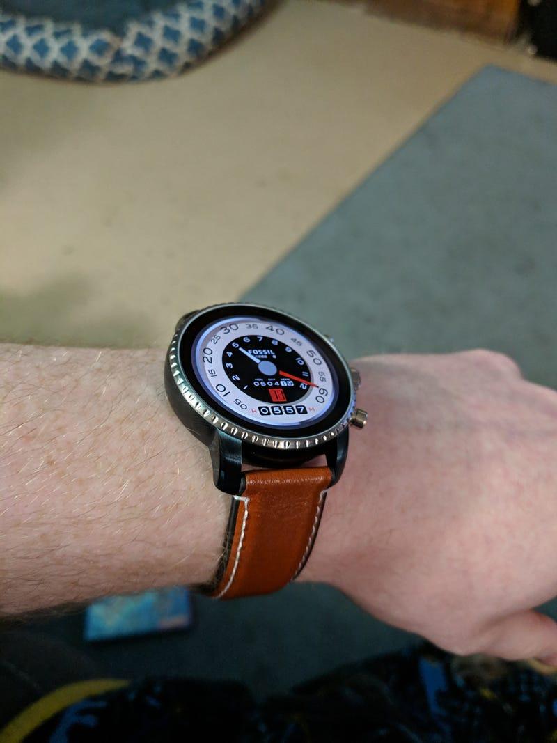 Illustration for article titled Finally became a watchlopnik member