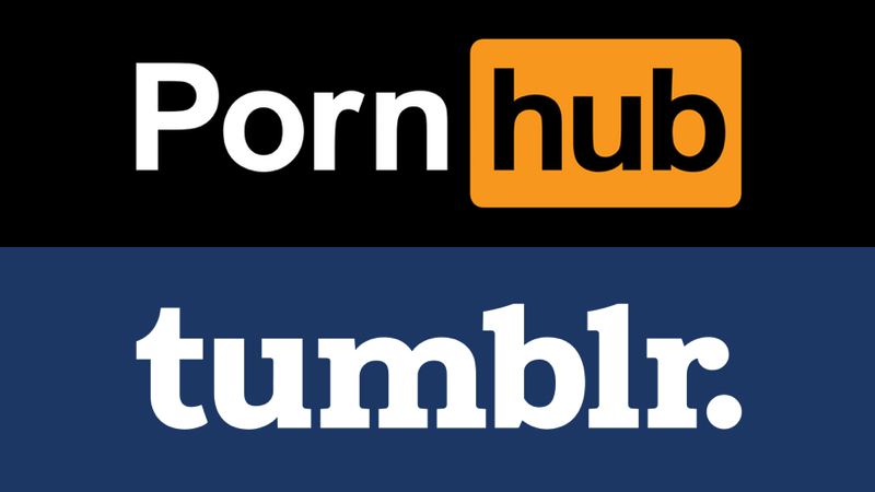 Illustration for article titled Pornhub quiere comprar Tumblr y volver a legalizar el porno en la plataforma