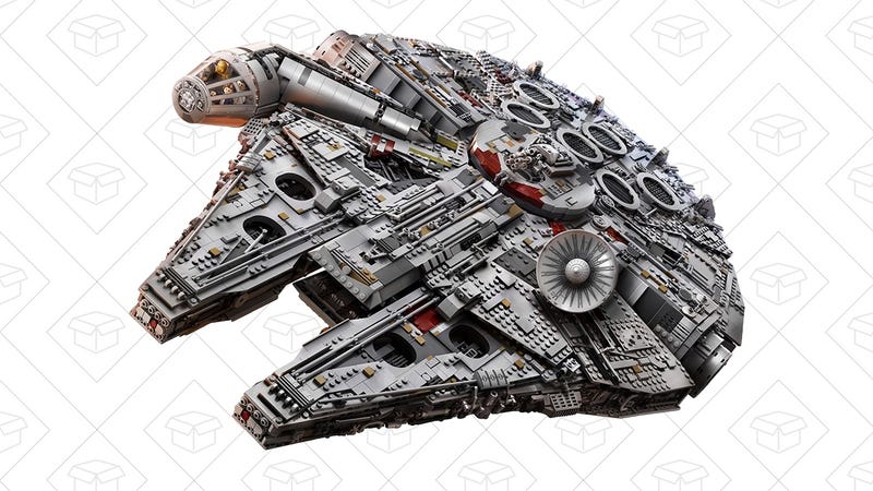 LEGO's 7,500+ Piece Millennium Falcon Is Back In Stock on Amazon ...