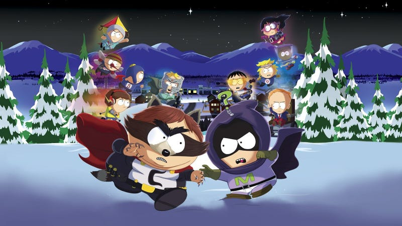 Illustration for article titled South Park: The Fractured But WholeUses Little Details To Make Its Characters Human