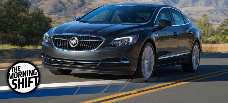 Illustration for article titled Buick Scores A Huge Win For AMERICA In Consumer Reports' Reliability Rankings
