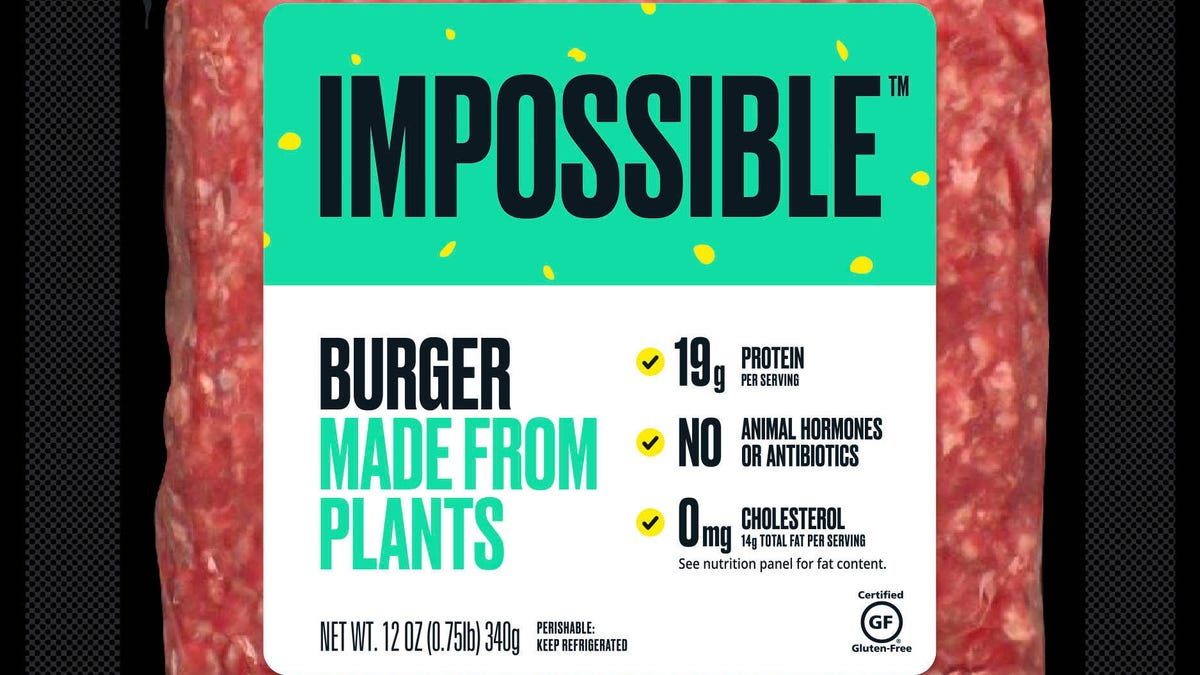 Impossible Burger has taken over the grocery stores after just two weeks