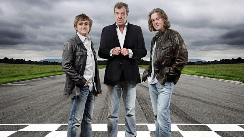 Illustration for article titled The Grand Tour? More Like Top Gear on Tour