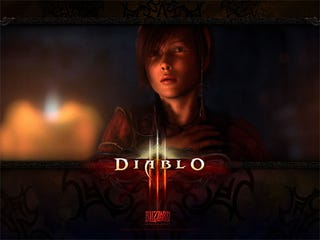 Illustration for article titled Diablo III Playable On BlizzCon Floor, New Class Reveal