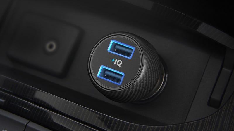 Anker PowerDrive 2 Elite | $9 | Amazon