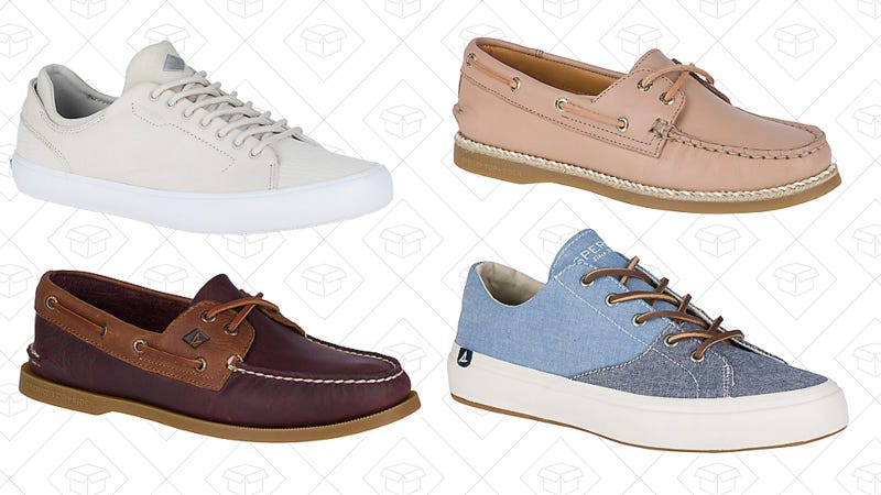 30% off select styles   Sperry