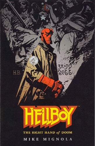 Illustration for article titled Hellboy Creator Mike Mignola Working on Old-School Vampire Flick