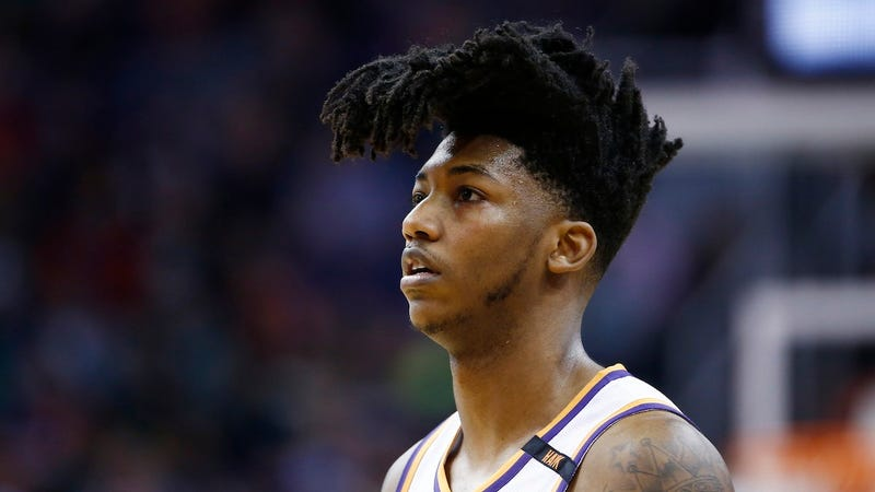 Illustration for article titled Elfrid Payton's Hair Has Been Laid To Rest