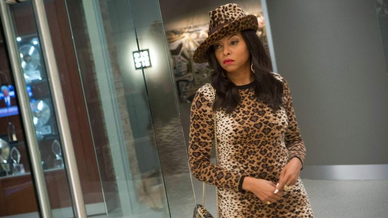 Henson on a recent episode of Empire