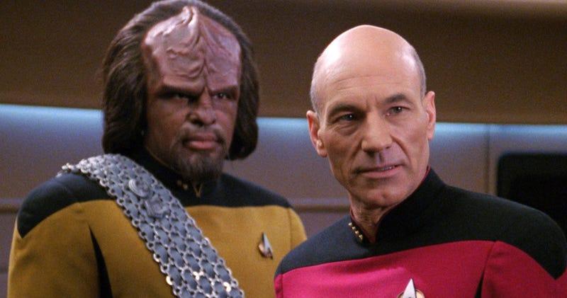 Illustration for article titled Un universo de series de Star Trekestán en desarrollo, incluyendo una secuela de The Next Generation
