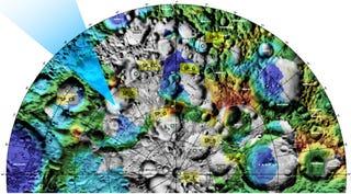 Illustration for article titled Moon Centaur Crash Gallery