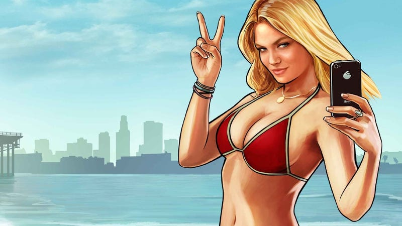 Illustration for article titled GTA V será el videojuego de mayor presupuesto de la historia