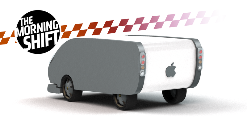 Illustration for article titled Apple's Autonomous Car Apparently Only Works For Almost a Mile at a Time