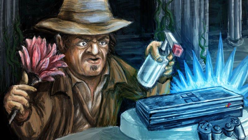 Illustration for article titled 10 ideas para darle una nueva vida a tu antigua consola en lugar de tenerla llena de polvo