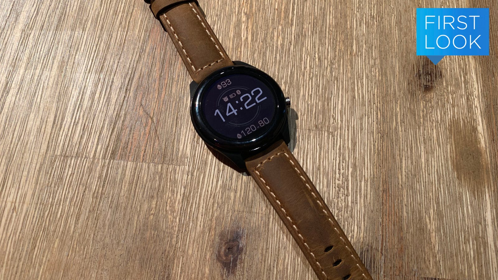 Asus Rises From Smartwatch Grave With New VivoWatch SP