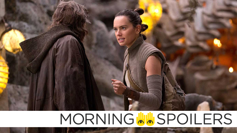 Yes, It's Already Time for Some Really Wild Star Wars: Episode IXRumors