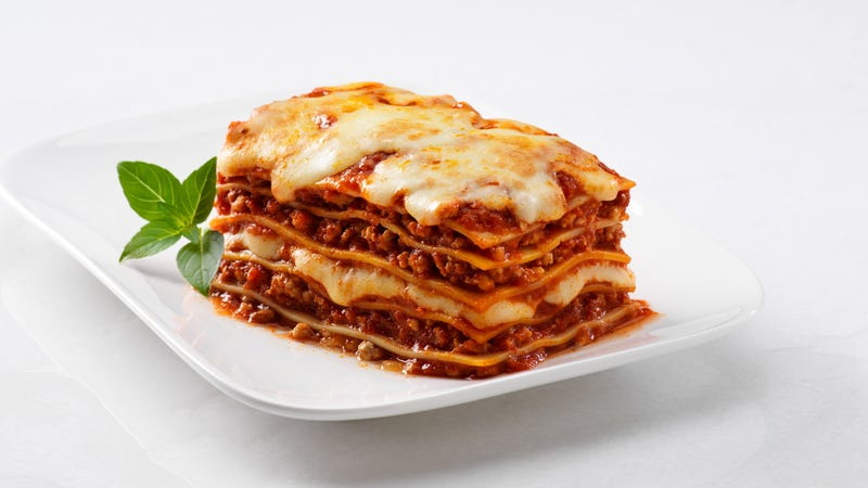 Illustration for article titled Great, now we have to be scared of lasagna