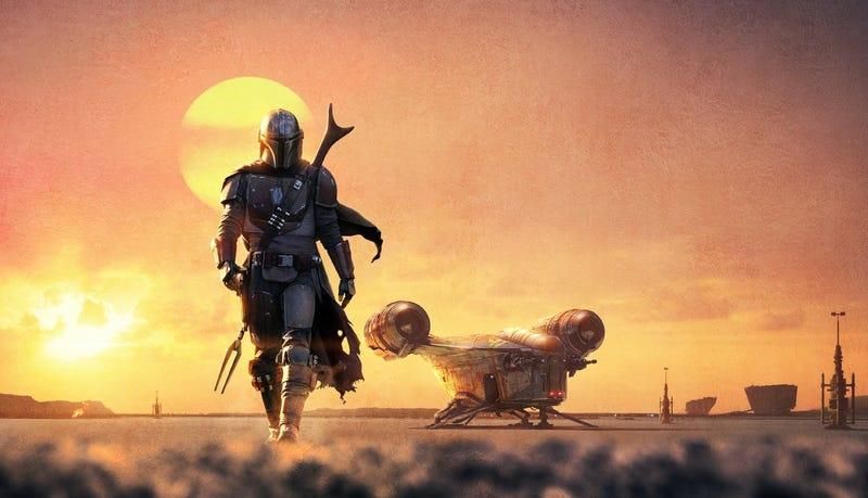 Illustration for article titled La serie The Mandalorian explorará el lado más extraño y oscuro de Star Wars, según su creador