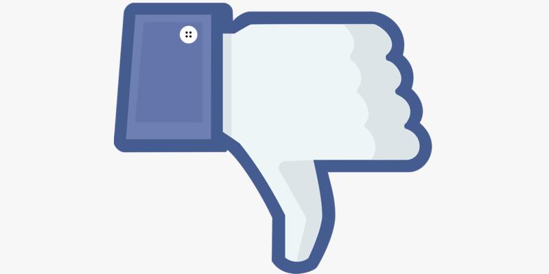 """Illustration for article titled Facebook comienza a probar un botón de """"no me gusta"""" [Actualizada]"""