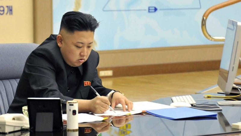 Illustration for article titled North Korea Might Be Unleashing a Cyber Attack with Online Games