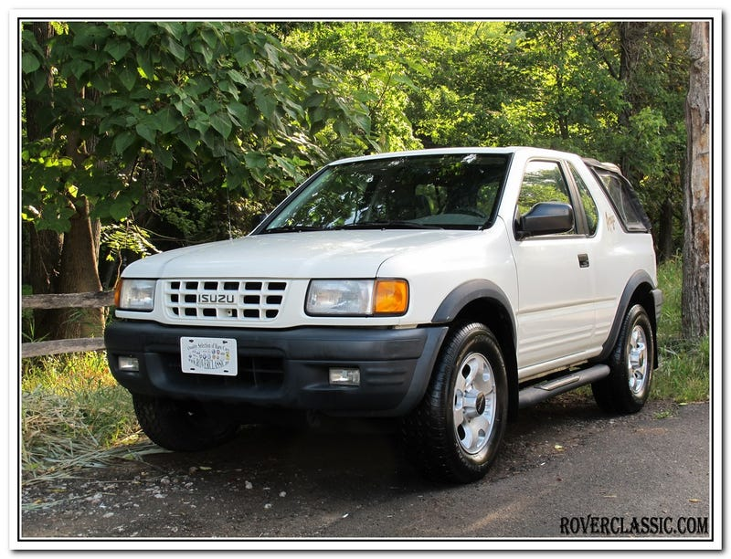 Illustration for article titled NPoCP: 1998 Isuzu Amigo for $3400