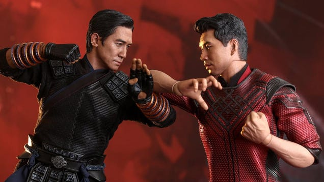 Marvel s Shang-Chi Gets 2 Kickass Hot Toys Figures
