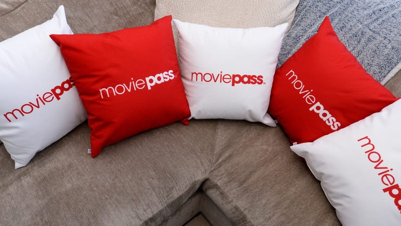 Illustration for article titled MoviePass hit with class-action suit from couple who say they managed to see 3 goddamn movies with it last year