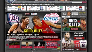 Illustration for article titled Blake Griffin Did The Impossible And Sold Out A Nets Game