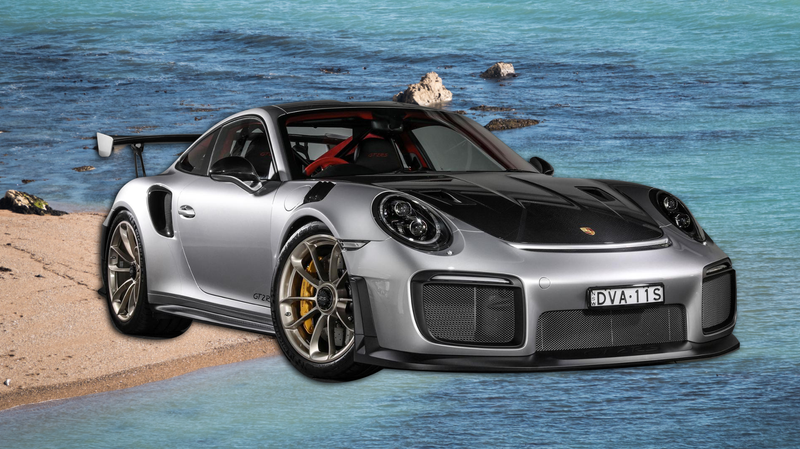 Illustration for article titled A Guy Who Owns an Island Wants to Trade Some Waterfront Property for a Porsche 911 GT2 RS