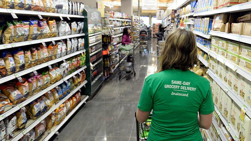 Illustration for article titled Instacart workers call for national boycott