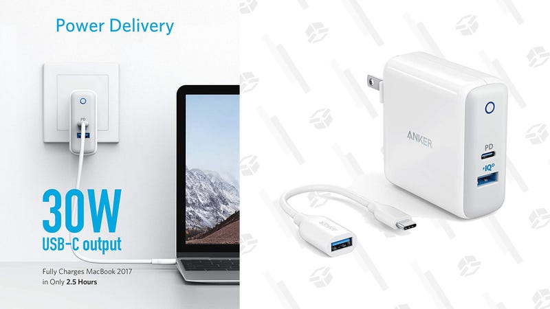 Anker PowerPort II Wall Charger | $22 | Amazon | Clip $3 coupon